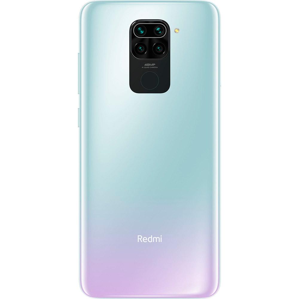 Смартфон XIAOMI Redmi Note 9 4/128 Gb Dual Sim Polar White Оперативная память 4096