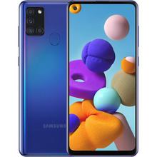 Смартфон SAMSUNG Galaxy A21s 3/32 GB Dual Sim Blue (SM-A217FZBNSEK)
