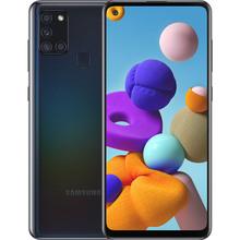 Смартфон SAMSUNG Galaxy A21s 3/32 GB Dual Sim Black (SM-A217FZKNSEK)