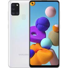 Смартфон SAMSUNG Galaxy A21s 3/32 GB Dual Sim White (SM-A217FZWNSEK)