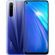 Смартфон REALME 6 4/128Gb Dual Sim Blue (662963)