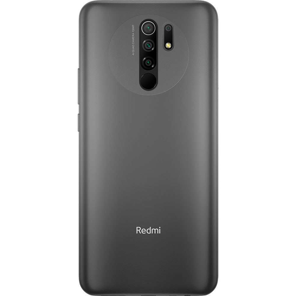 Смартфон XIAOMI Redmi 9 3/32GB Carbon grey Оперативная память 3072