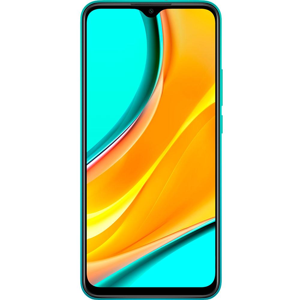 Смартфон XIAOMI Redmi 9 3/32GB Ocean green Вбудована пам'ять, Гб 32