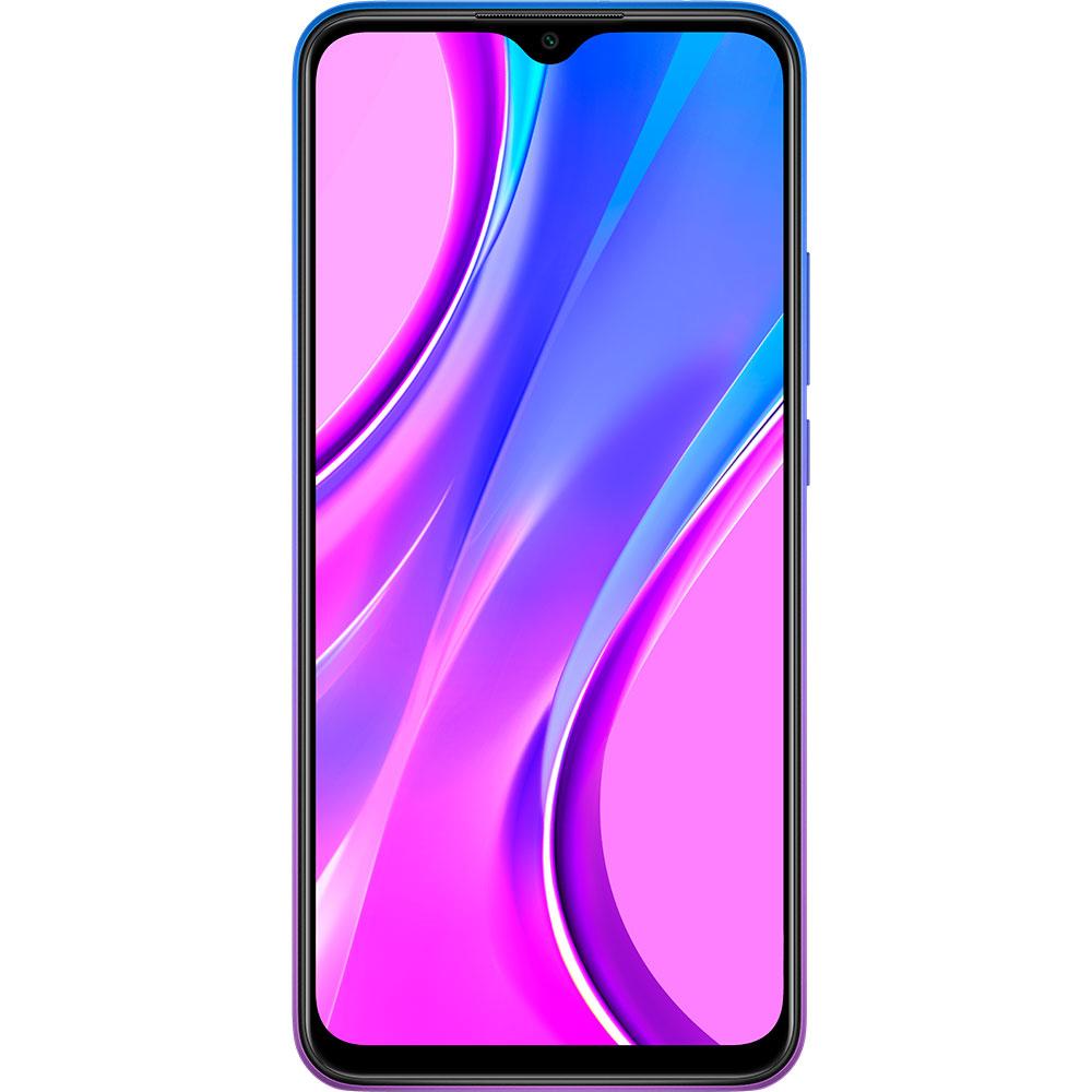 Смартфон XIAOMI Redmi 9 4/64GB Sunset purple Встроенная память, Гб 64