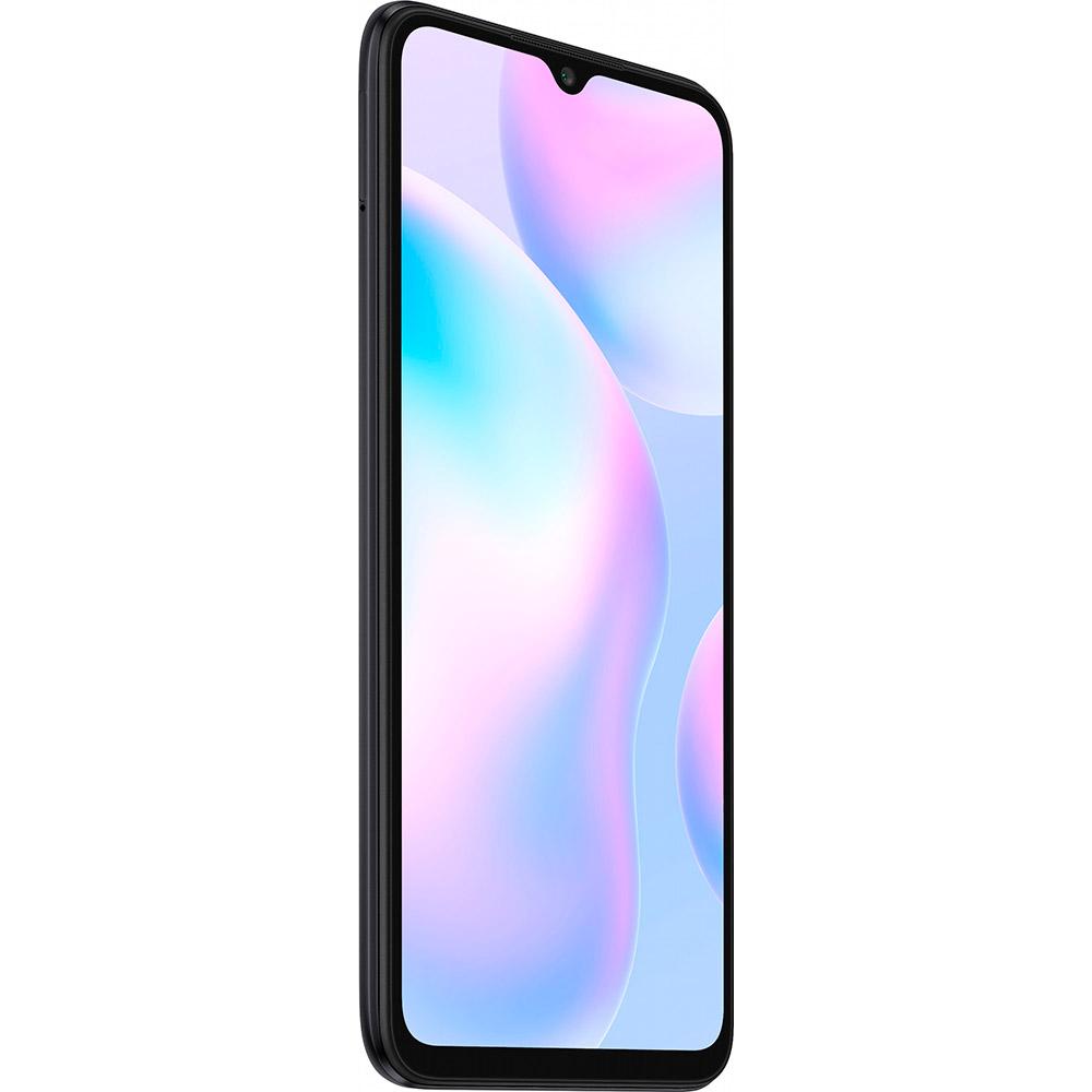 Смартфон XIAOMI Redmi 9A 2/32GB granite gray Диагональ дисплея 6.53