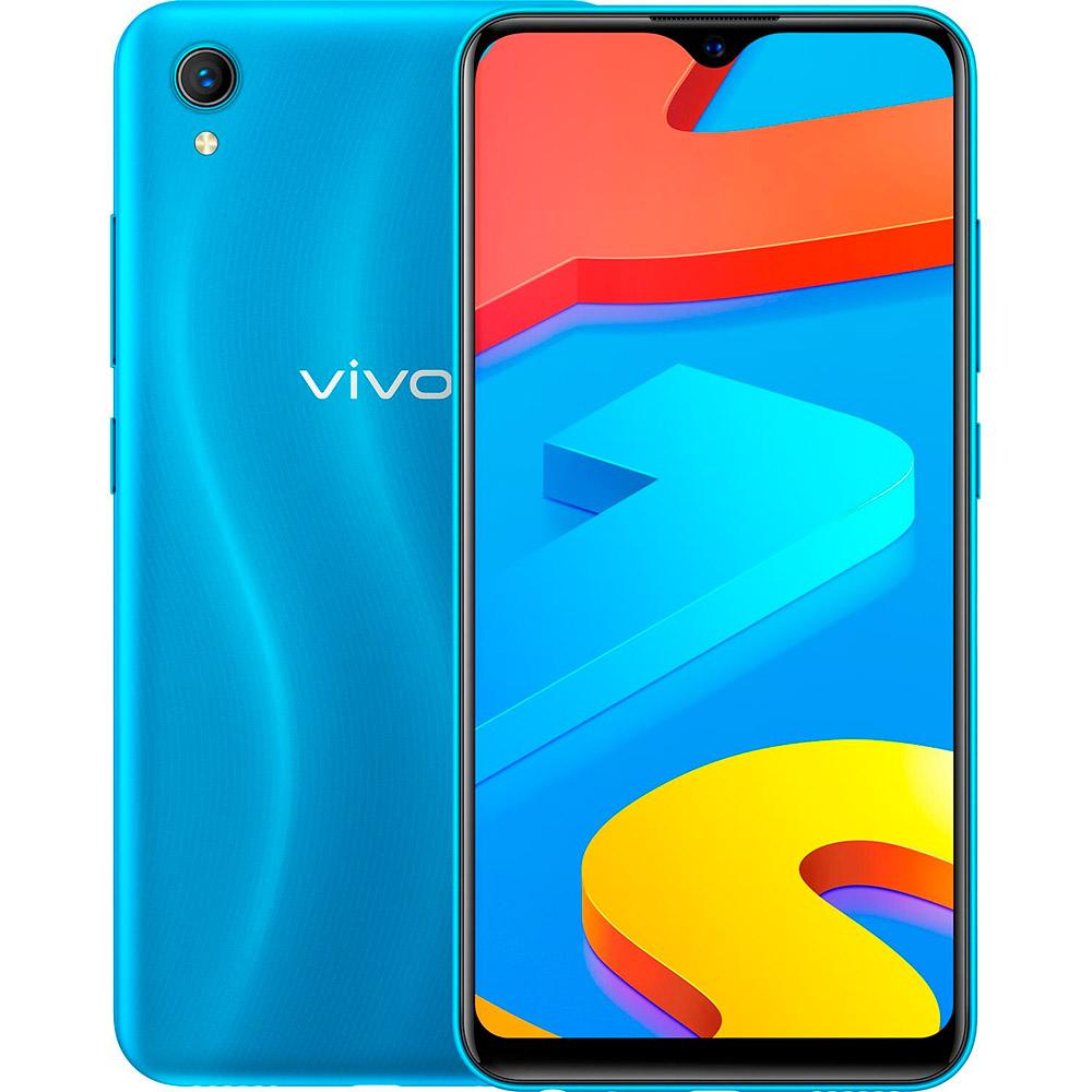 Смартфон VIVO Y1s 2/32 GB Dual Sim Blue