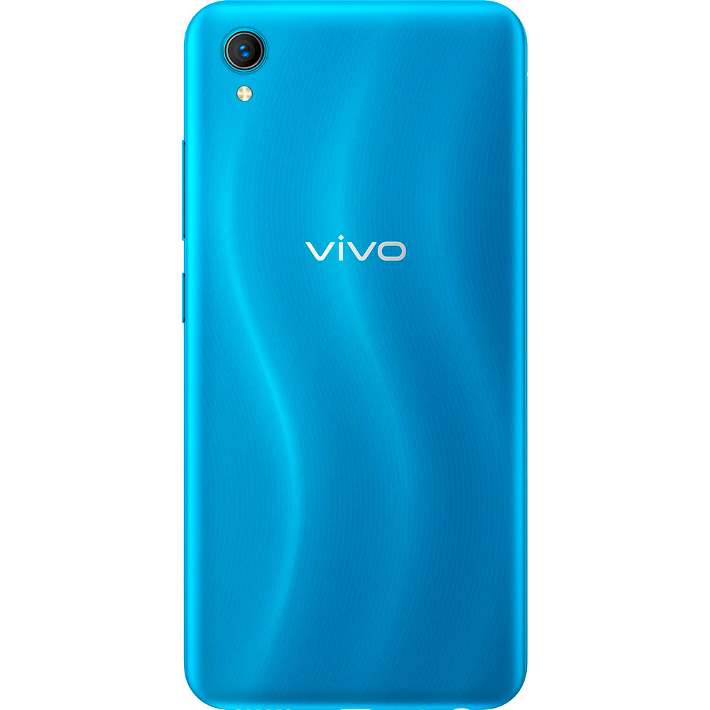 Смартфон VIVO Y1s 2/32 GB Dual Sim Blue Вбудована пам'ять, Гб 32