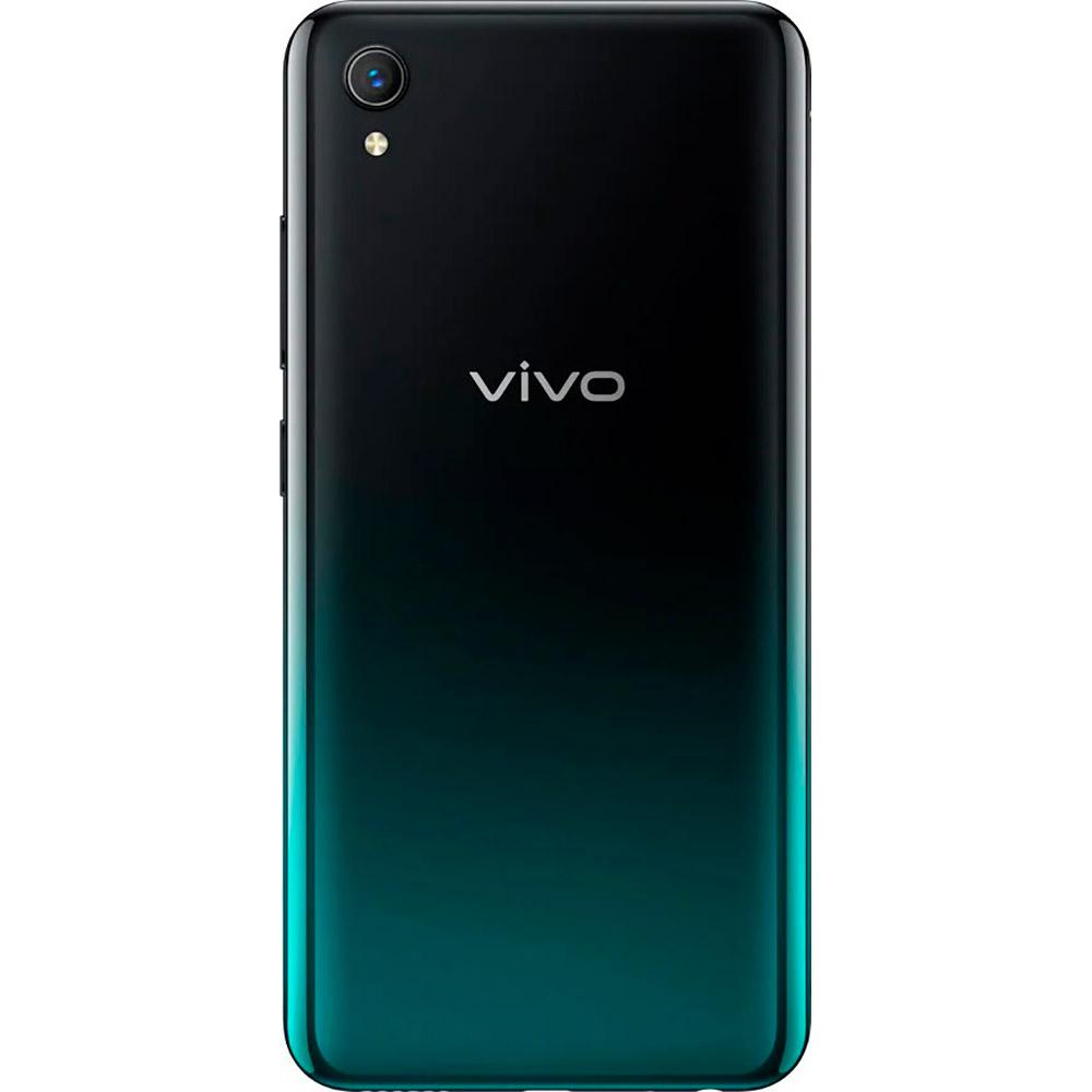 Смартфон VIVO Y1s 2/32 GB Dual Sim Black Вбудована пам'ять, Гб 32