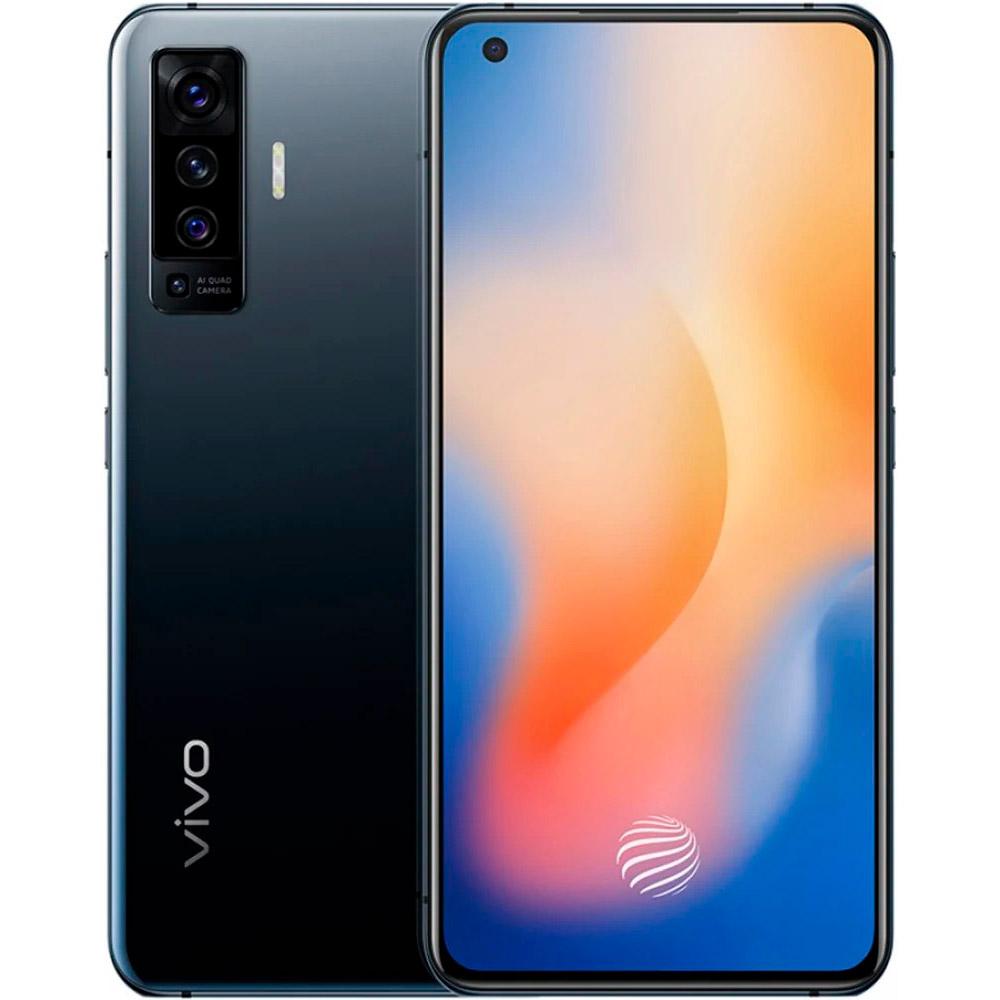Смартфон VIVO X50 8/128 GB Dual Sim Glaze Black