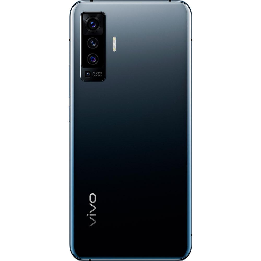 Смартфон VIVO X50 8/128 GB Dual Sim Glaze Black Встроенная память, Гб 128
