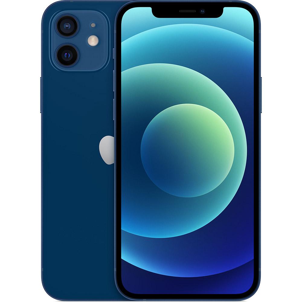 Смартфон APPLE iPhone 12 128GB Blue (MGJE3/MGHF3)