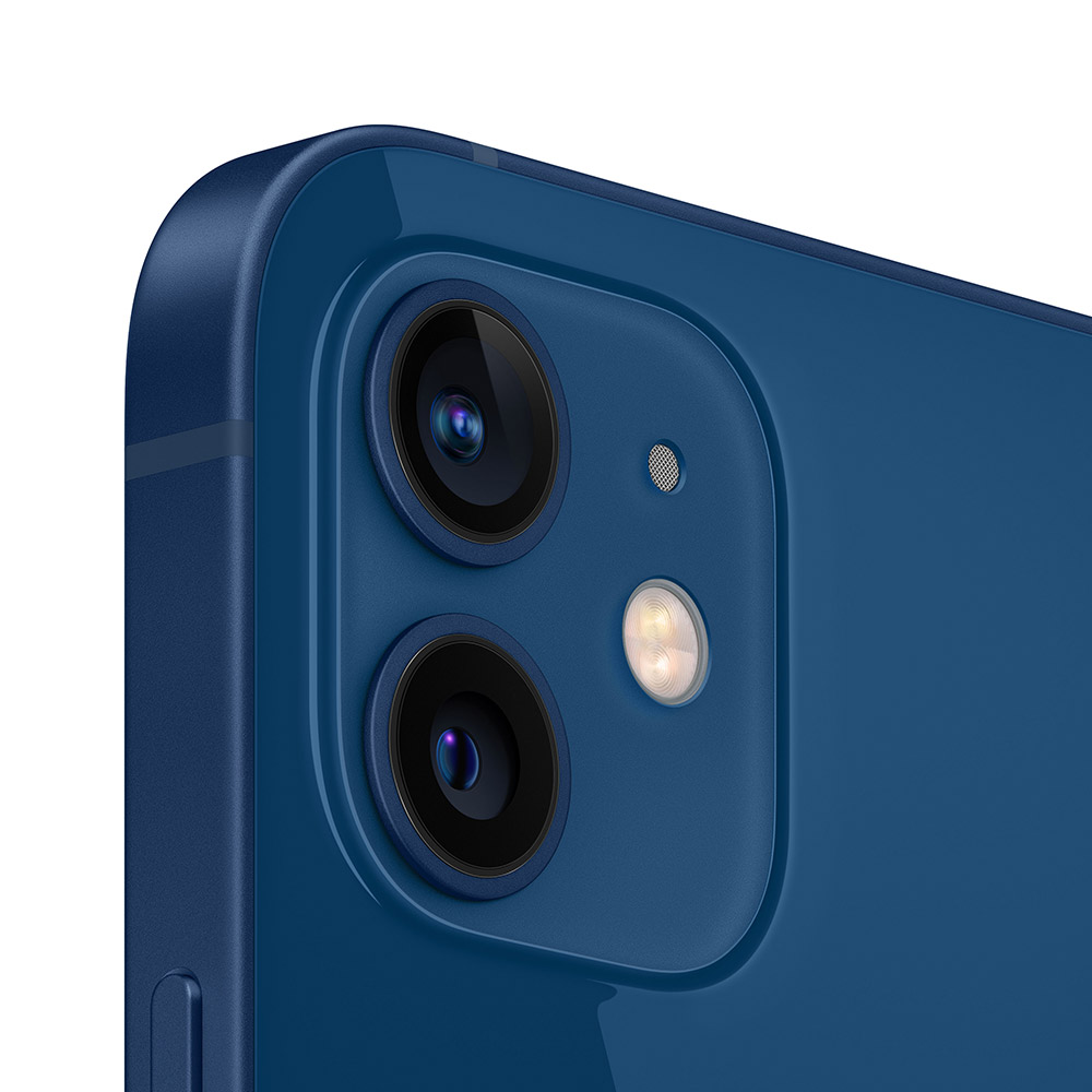 Смартфон APPLE iPhone 12 128GB Blue (MGJE3/MGHF3) Матрица OLED
