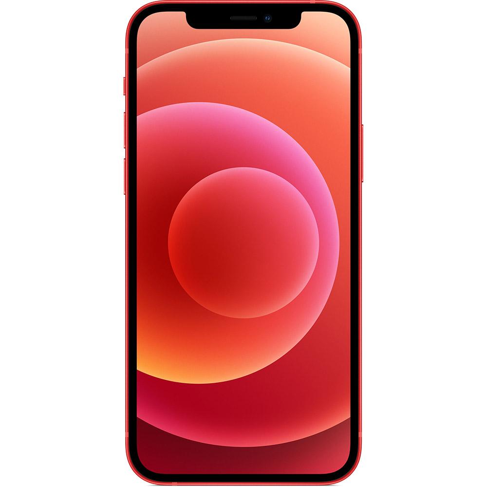 Смартфон APPLE iPhone 12 128GB Red (MGJD3/MGHE3) Встроенная память, Гб 128