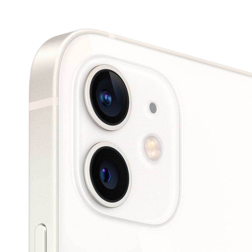 Смартфон APPLE iPhone 12 128GB White (MGJC3/MGHD3) Матрица OLED