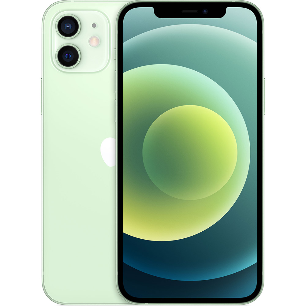 Смартфон APPLE iPhone 12 256GB Green (MGJL3/MGHM3)