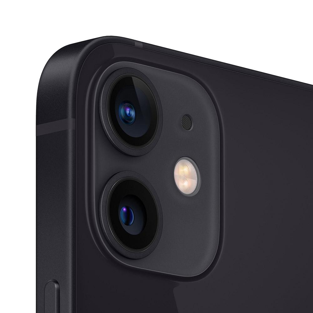 Смартфон APPLE iPhone 12 mini 128GB Black (MGE33) Матрица OLED