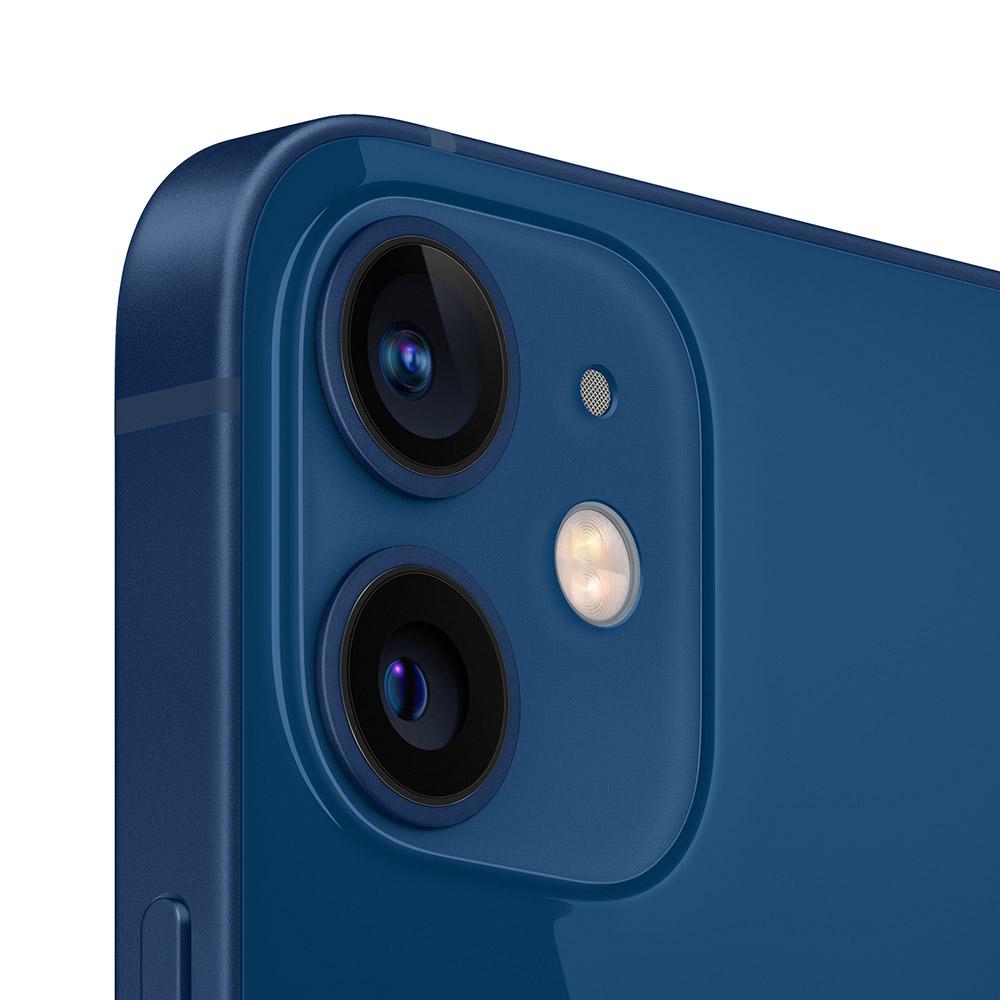Смартфон APPLE iPhone 12 mini 128GB Blue (MGE63) Матрица OLED
