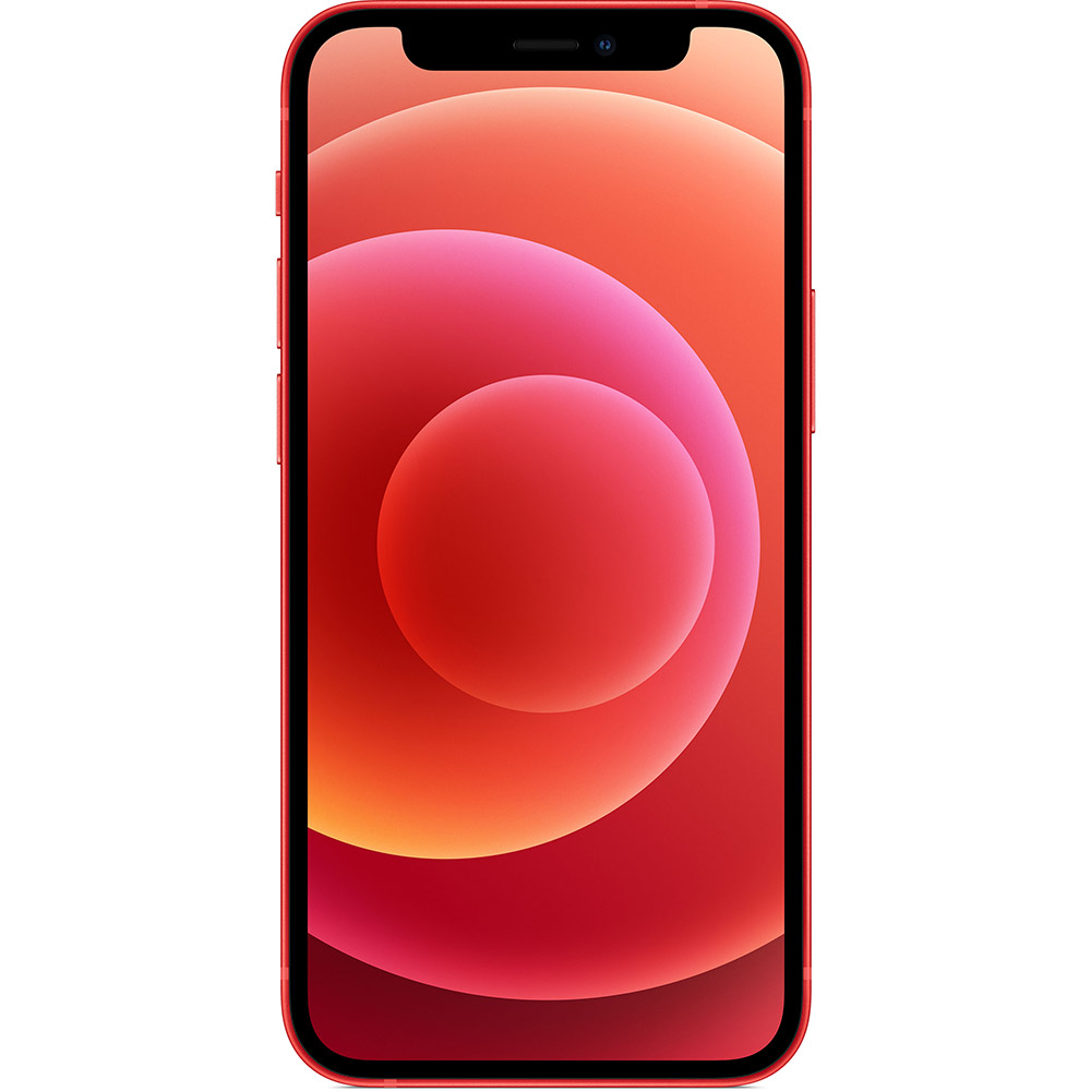 Смартфон APPLE iPhone 12 mini 128GB Red (9MGE53) Встроенная память, Гб 128