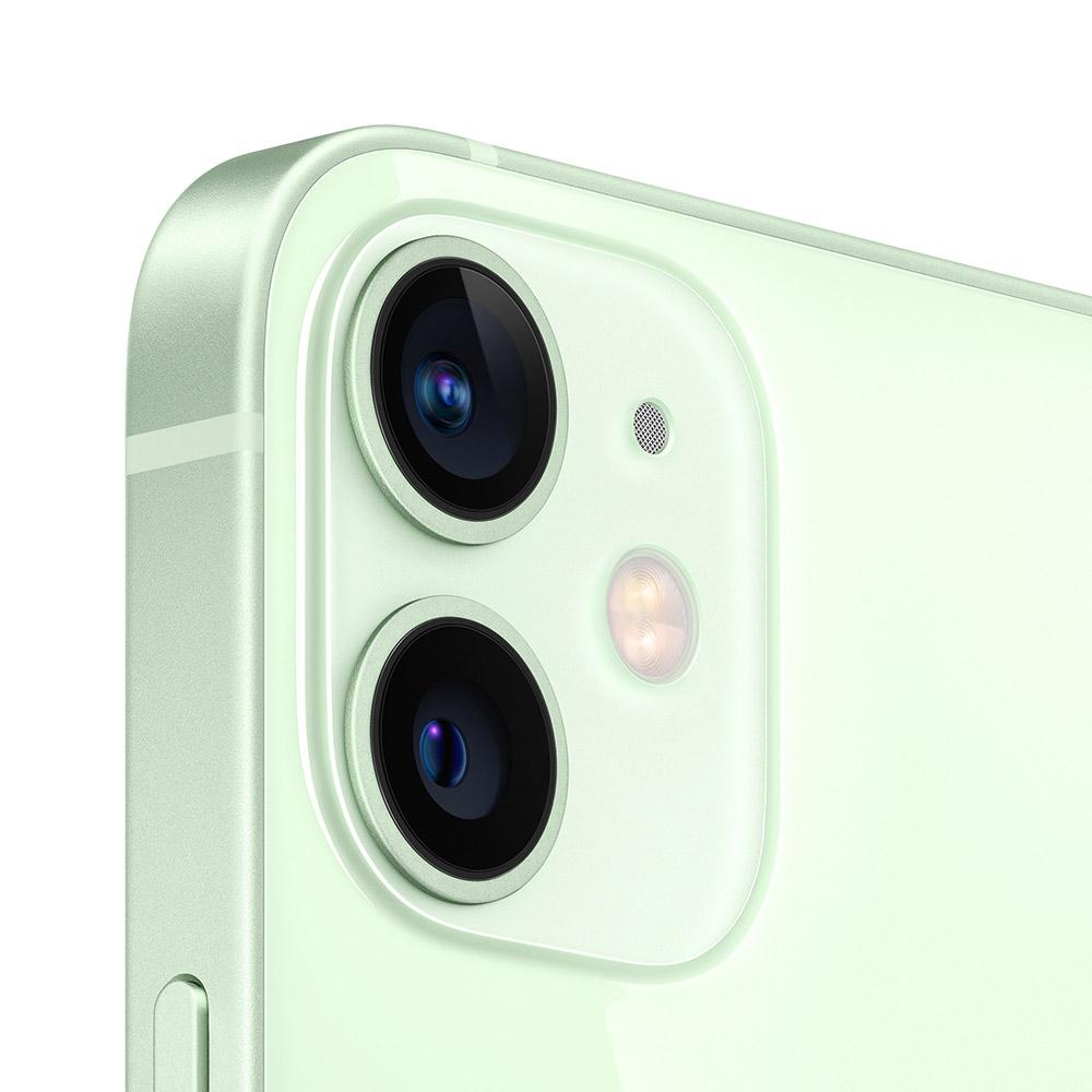 Смартфон APPLE iPhone 12 mini 256GB Green (MGEE3) Матрица OLED