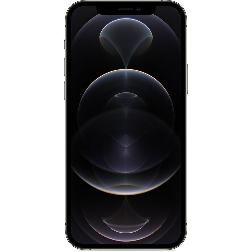 Смартфон APPLE iPhone 12 Pro 128GB Graphite (MGMK3) Встроенная память, Гб 128