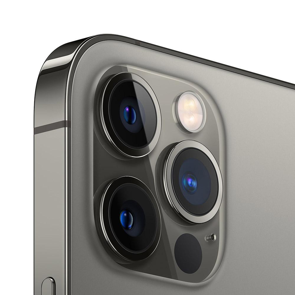 Смартфон APPLE iPhone 12 Pro 128GB Graphite (MGMK3) Матрица OLED