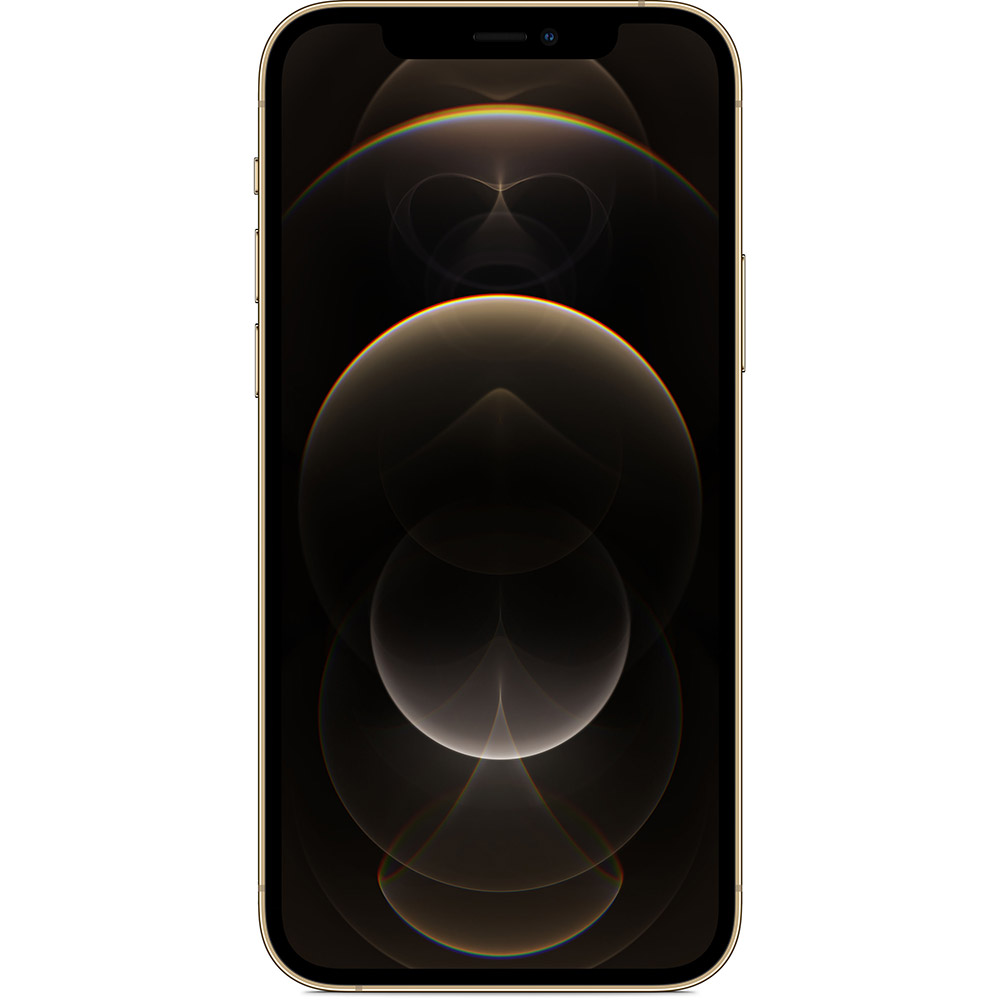 Смартфон APPLE iPhone 12 Pro 128GB Gold (MGMM3) Встроенная память, Гб 128
