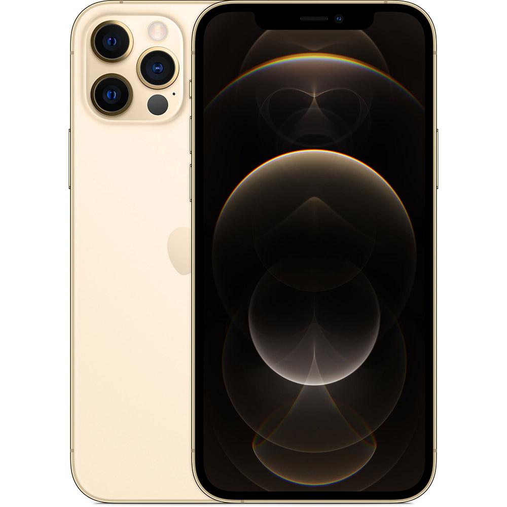Смартфон APPLE iPhone 12 Pro 128GB Gold (MGMM3)