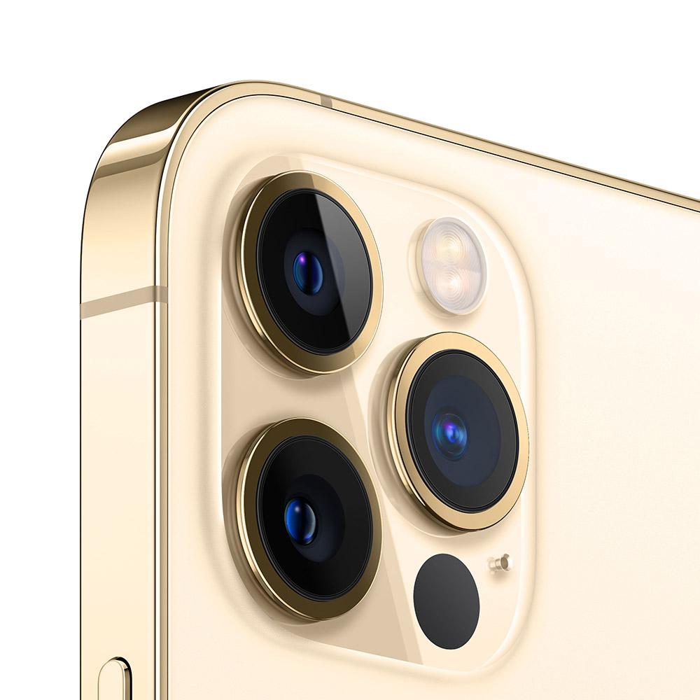 Смартфон APPLE iPhone 12 Pro 128GB Gold (MGMM3) Матрица OLED