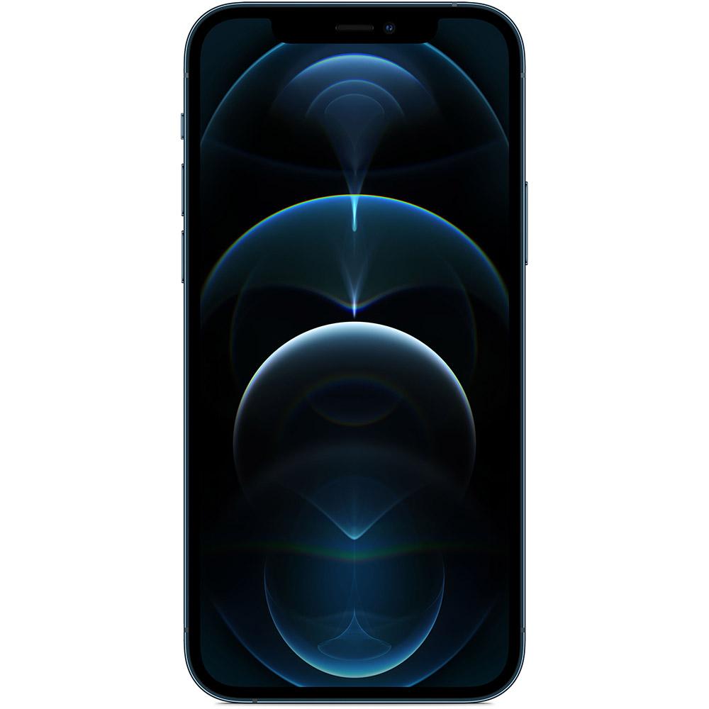 Смартфон APPLE iPhone 12 Pro 128GB Pacific Blue (MGMN3) Встроенная память, Гб 128