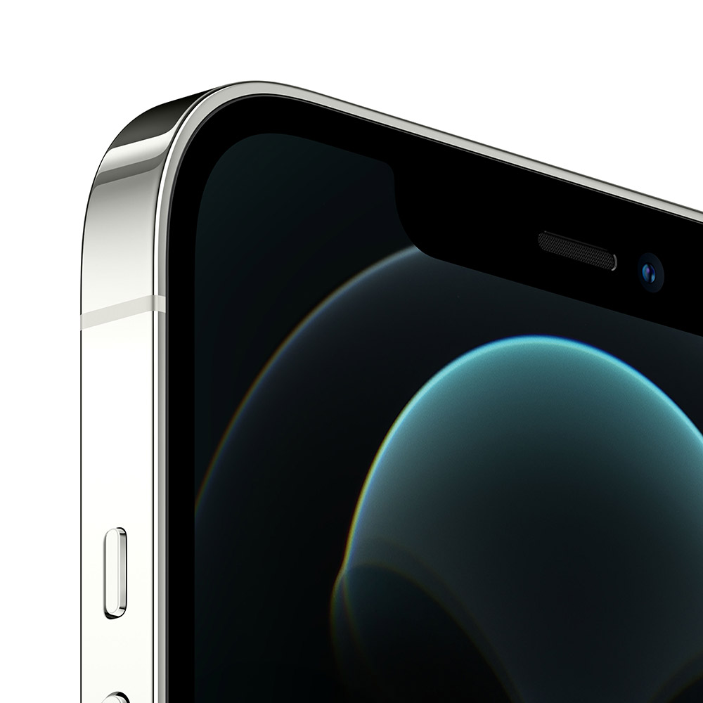 Смартфон APPLE iPhone 12 Pro Max 128GB Silver (MGD83) Диагональ дисплея 6.7