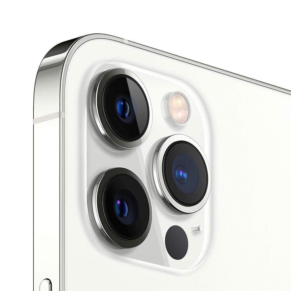 Смартфон APPLE iPhone 12 Pro Max 128GB Silver (MGD83) Матрица OLED