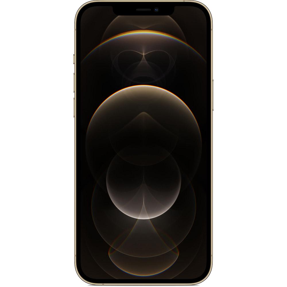 Смартфон APPLE iPhone 12 Pro Max 128GB Gold (MGD93) Встроенная память, Гб 128