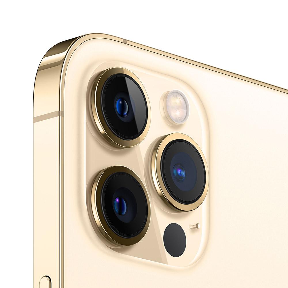 Смартфон APPLE iPhone 12 Pro Max 128GB Gold (MGD93) Матрица OLED