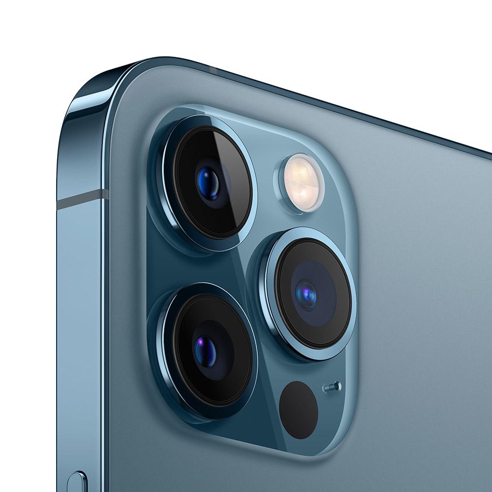 Смартфон APPLE iPhone 12 Pro Max 256GB Pacific Blue (MGDF3) Матрица OLED