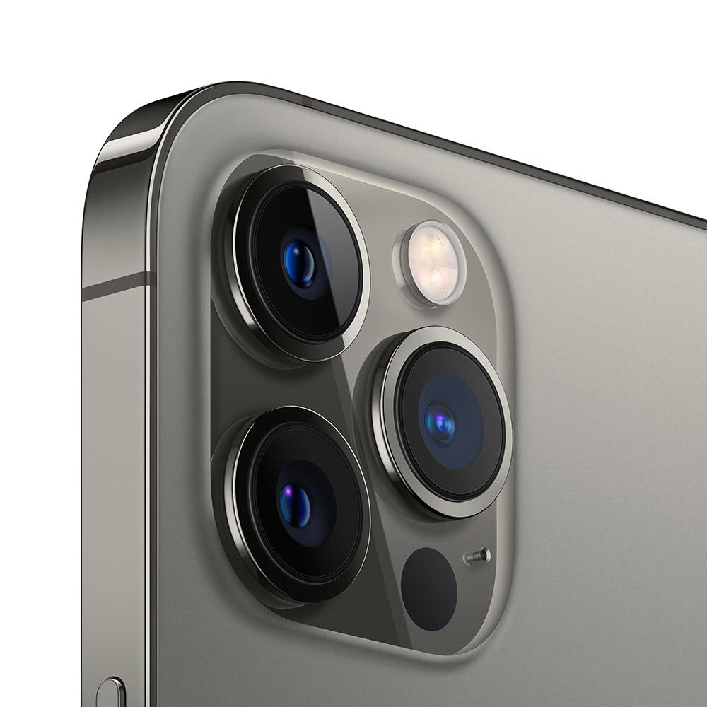 Смартфон APPLE iPhone 12 Pro Max 512GB Graphite (MGDG3) Матрица OLED