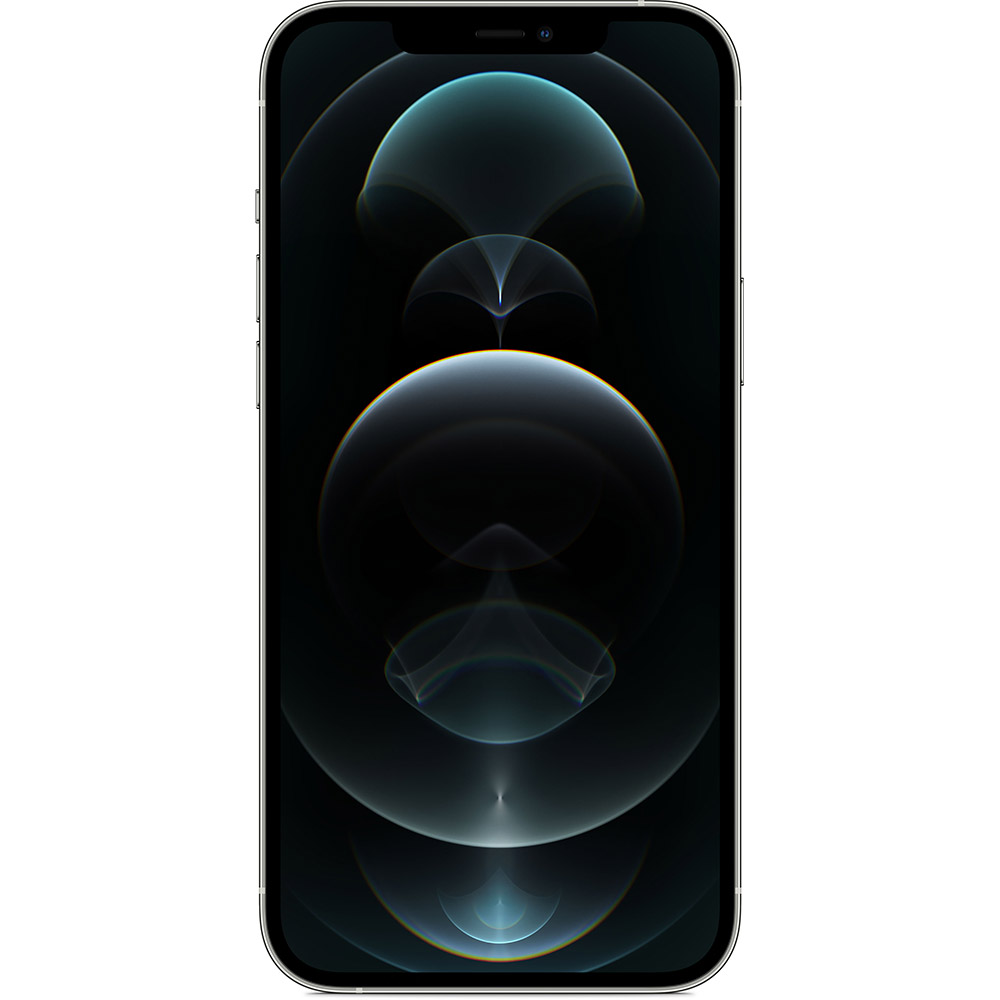 Смартфон APPLE iPhone 12 Pro Max 512GB Silver (MGDH3) Встроенная память, Гб 512