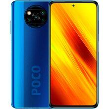 Смартфон POCO X3 6/128 GB Cobalt Blue