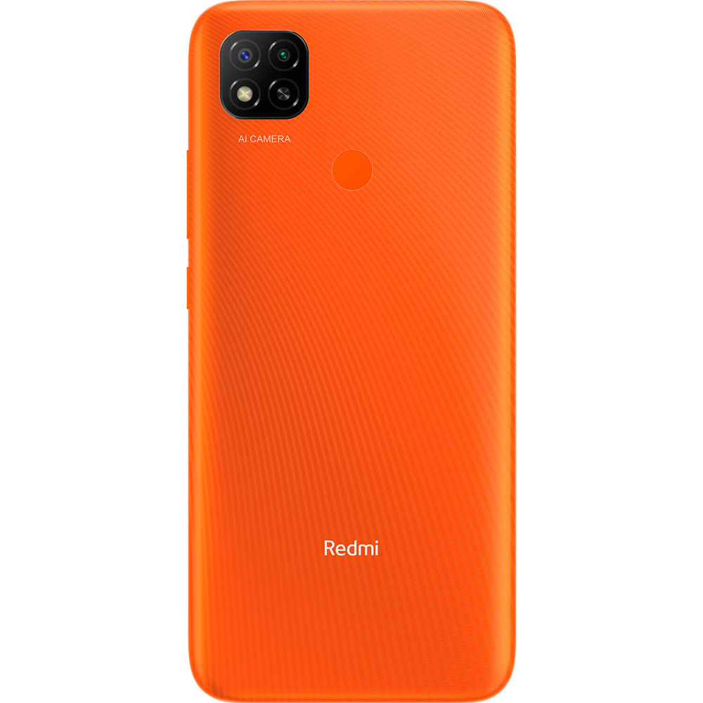 Смартфон Xiaomi Redmi 9C 2/32GB Sunrise Orange Оперативная память 2048