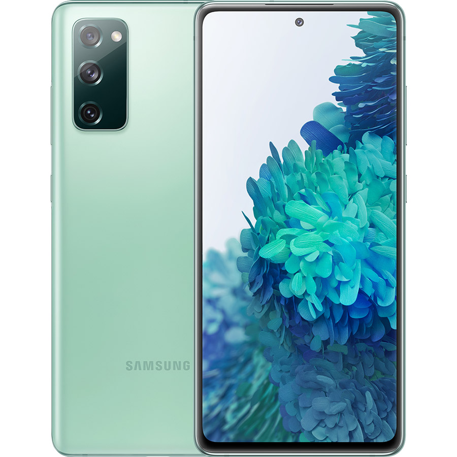 Смартфон SAMSUNG Galaxy S20 FE 6/128 Gb Dual Sim Cloud Mint (SM-G780FZGDSEK)