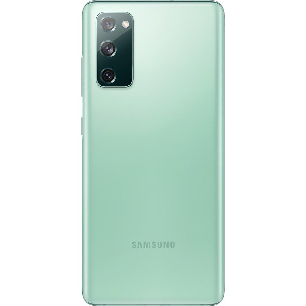 Смартфон SAMSUNG Galaxy S20 FE 6/128 Gb Dual Sim Cloud Mint (SM-G780FZGDSEK) Встроенная память, Гб 128