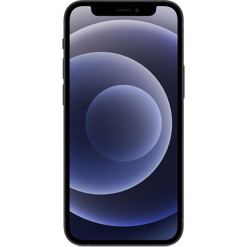 Смартфон APPLE iPhone 12 mini 64GB Black (MGDX3) Встроенная память, Гб 64