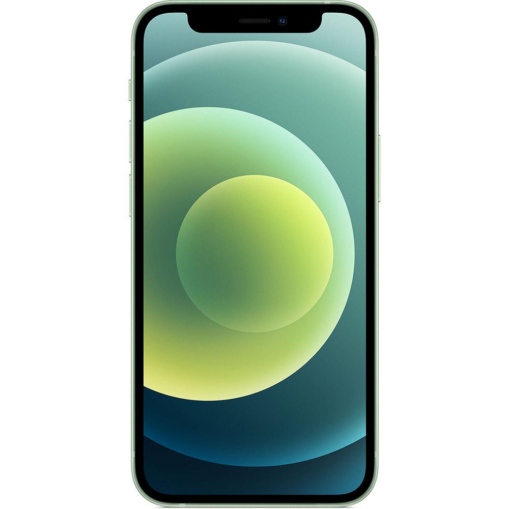 Смартфон APPLE iPhone 12 mini 64GB Green (MGE23) Встроенная память, Гб 64
