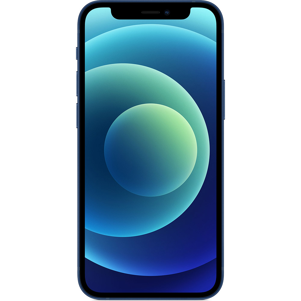 Смартфон APPLE iPhone 12 mini 64GB Blue (MGE13) Встроенная память, Гб 64
