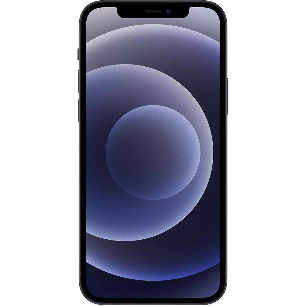 Смартфон APPLE iPhone 12 64GB Black (MGJ53) Встроенная память, Гб 64