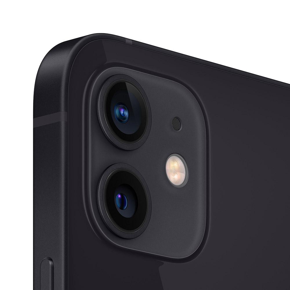 Смартфон APPLE iPhone 12 64GB Black (MGJ53) Матрица OLED