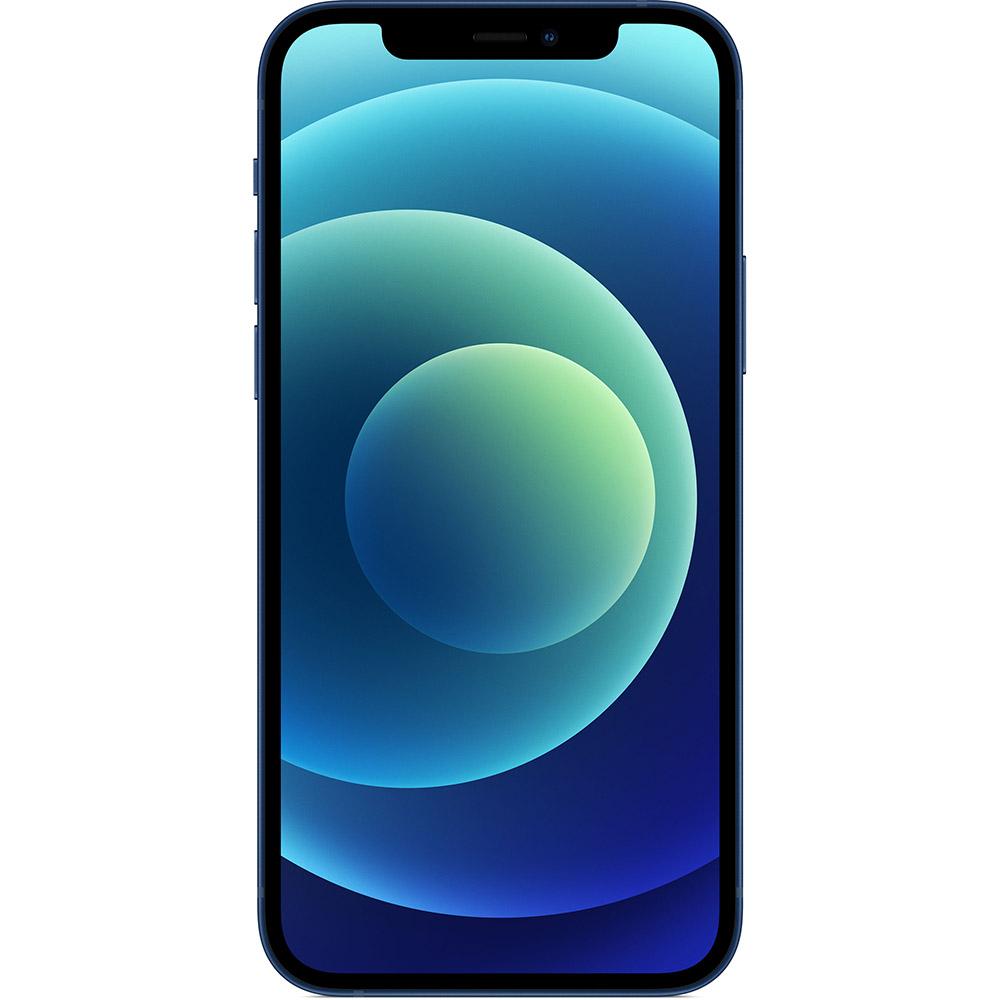 Смартфон APPLE iPhone 12 64GB Blue (MGJ83) Встроенная память, Гб 64