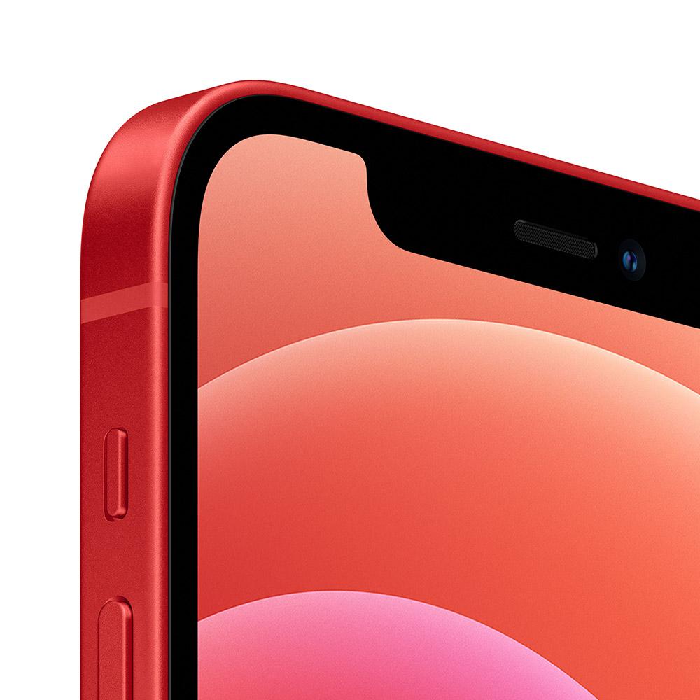 Смартфон APPLE iPhone 12 64GB Red (MGJ73) Диагональ дисплея 6.1