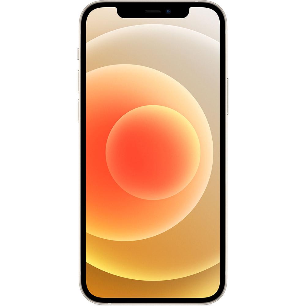 Смартфон APPLE iPhone 12 64GB White (MGJ63) Встроенная память, Гб 64