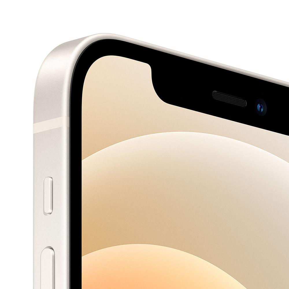 Смартфон APPLE iPhone 12 64GB White (MGJ63) Диагональ дисплея 6.1