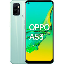 Смартфон OPPO A53 4/128GB Mint Cream